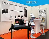 Mit INCOM auf dem Digital Future Congress